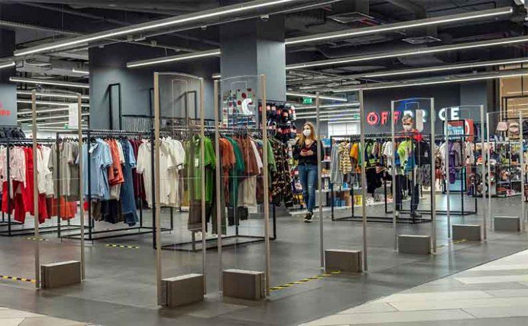 Пустые площади: торговые центры переносят открытие